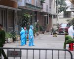 Hà Nội phong tỏa một ngõ ở phố Duy Tân vì có ca nhiễm COVID- 19