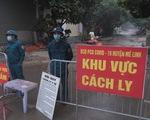 Chiều nay Việt Nam thêm 20 ca COVID-19 mới, Hà Nội