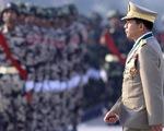 Nền quân trị trở lại Myanmar