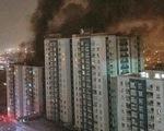 Phục hồi điều tra vụ cháy chung cư Carina