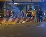 2 thanh niên giật túi xách rồi tông xe trên đường tháo chạy, 1 người chết