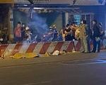 Nạn nhân bị 2 thanh niên giật túi xách tông xe đã tử vong