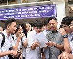 TP.HCM: Học trực tuyến không ảnh hưởng thi tuyển lớp 10