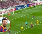 Barca bị đội yếu cầm chân trên sân nhà