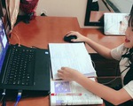Vượt khó dạy học trực tuyến ở bậc tiểu học