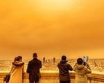 Cát bụi Sahara