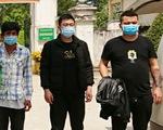 2 người Trung Quốc vượt biên vào Lạng Sơn, định sang Campuchia thì bị bắt