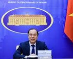 Việt Nam, Thái Lan nhất trí đề cao tuân thủ luật pháp ở Biển Đông