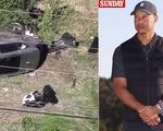 Tai nạn xe hơi nghiêm trọng, Tiger Woods bị giập nát cả hai cẳng chân