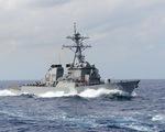 Tàu chiến Mỹ qua eo biển Đài Loan, Trung Quốc nói Mỹ