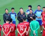 Đội tuyển Việt Nam chuẩn bị vòng loại World Cup 2022: Mong V-League sớm trở lại