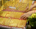 Chênh lệch giá vàng trong nước - thế giới về dưới 4 triệu đồng/lượng