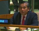 Đại sứ Myanmar tại Liên Hiệp Quốc đã bị sa thải vì...