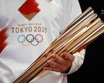 Rước đuốc Olympic Tokyo thời