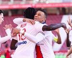 PSG đè bẹp đội chót bảng Dijon với cú đúp của Mbappe