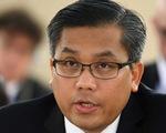 Đại sứ Myanmar tại Liên Hiệp Quốc tuyên bố tiếp tục chiến đấu sau khi bị sa thải