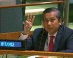 Đại sứ Myanmar tại LHQ: Tôi vẫn là đại diện hợp pháp của đất nước