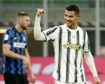 Ronaldo lập cú đúp, Juventus thắng ngược Inter ở Cúp quốc gia Ý