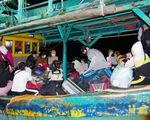 Cà Mau phát hiện tàu cá chở 34 người nhập cảnh trái phép từ Malaysia