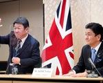 Nhật Bản bày tỏ quan ngại với Anh về luật hải cảnh mới của Trung Quốc