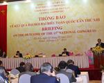 Văn kiện Đại hội Đảng XIII được dịch ra 7 thứ tiếng