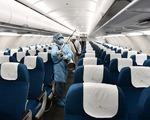 Phun khử trùng mỗi chuyến bay từ Nội Bài, Cát Bi đến Đà Nẵng, Tân Sơn Nhất