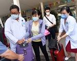 Bệnh viện Chợ Rẫy tiếp thêm nhân lực cho vùng dịch Gia Lai