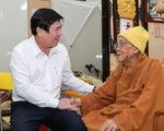 Chủ tịch UBND TP.HCM Nguyễn Thành Phong chúc tết chức sắc tôn giáo