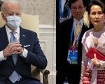 Ông Biden yêu cầu quân đội Myanmar