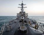 Tàu chiến Mỹ qua eo biển Đài Loan lần đầu thời Biden, Trung Quốc