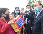 Thủ tướng chúc tết bà con tỉnh Quảng Nam và dặn: