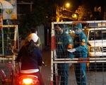 Khẩn cấp phong tỏa trong đêm khu Mả Lạng liên quan ca nhiễm COVID-19 ở Tân Sơn Nhất