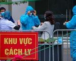 Hà Nội phong tỏa hai tòa nhà 1.200 dân liên quan tới ca nhiễm COVID-19