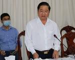 Chủ tịch Cần Thơ yêu cầu nhân viên ngành y tế hạn chế rời thành phố