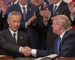 Thỏa thuận thương mại Mỹ - Trung ký thời ông Trump đã thất bại