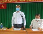 Thứ trưởng Bộ Y tế yêu cầu xét nghiệm kháng thể