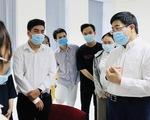 Sinh viên ĐH Y dược TP.HCM không nghỉ Tết, tình nguyện tham gia chống dịch