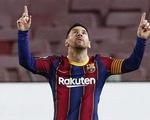 Điểm tin thể thao sáng 9-2: Messi qua mặt Ronaldo, là Cầu thủ xuất sắc nhất thập kỷ