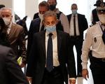 Cựu tổng thống Pháp Sarkozy bị tuyên 3 năm tù vì tội tham nhũng