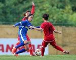 Đội bóng đá nữ Sơn La chỉ còn 4 cầu thủ tham dự Giải vô địch quốc gia