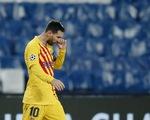 Messi ghi bàn và sút hỏng penalty, Barca chia tay Champions League