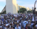 Người dân Argentina đòi