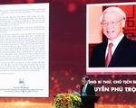 Tổng bí thư, Chủ tịch nước Nguyễn Phú Trọng chúc mừng báo Nhân Dân kỷ niệm 70 năm ra số đầu tiên