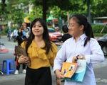 Hà Nội công bố môn thi thứ tư tuyển sinh vào lớp 10 là lịch sử
