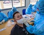 Hà Nội xét nghiệm nhanh COVID-19 cho 4.000 người nguy cơ cao