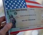 Mỹ bắt đầu chuyển tiền cho dân từ gói cứu trợ 1.900 tỉ USD