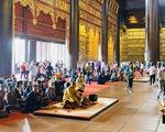 Sở Văn hóa Hà Nam làm việc với chùa Tam Chúc vì 5 vạn dân chen chúc đến chùa