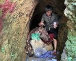 """Quảng Nam sẽ """"đánh sập"""" hầm vàng lậu dưới lòng đất Vườn quốc gia Sông Thanh"""