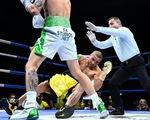 Đánh trận cuối rồi giải nghệ, huyền thoại quyền anh Úc bị knock-out