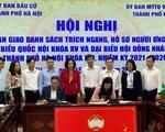 30 người tại Hà Nội tự ứng cử đại biểu Quốc hội khóa XV